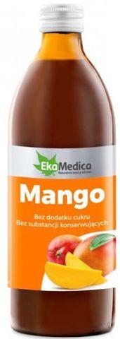 MANGO 100% Sok z owoców mango 500ml