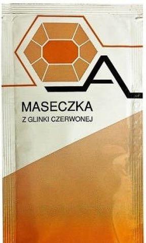 MASECZKA GLINKA CZERWONA 10g