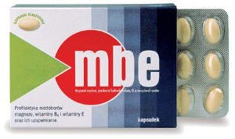MBE x 60 kapsułek