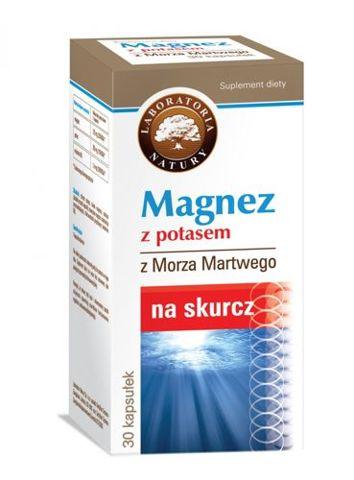 Magnez z potasem x 30 kapsułek
