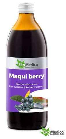 Maqui Berry sok 500ml
