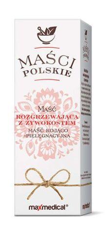 Maści Polskie Maść rozgrzewająca z żywokostem 100ml