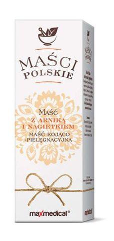 Maści Polskie Maść z arniką i nagietkiem 100ml