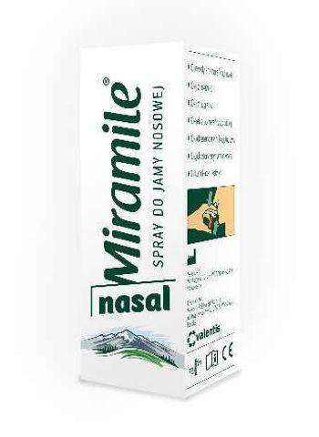 Miramile Nasal spray do nosa 20ml