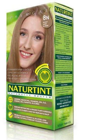 NATURTINT Farba do włosów 8N Wheat Germ Blonde 150ml