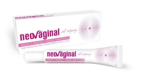 NEOVAGINAL żel intymny 50ml