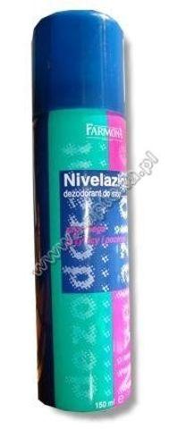 NIVELAZIONE dezodorant do stóp 125ml