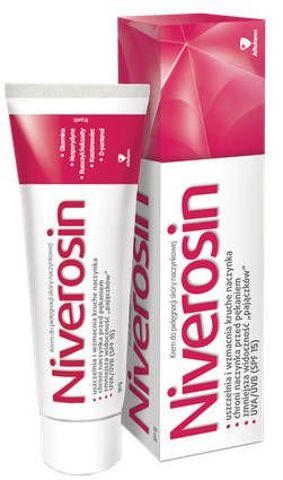 NIVEROSIN Krem pielęgnujący skórę naczynkową 50g