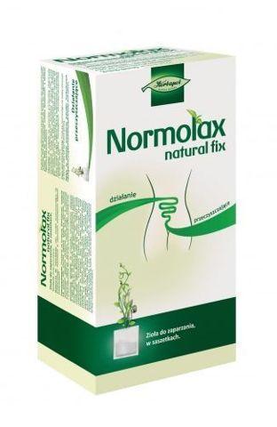 NORMOLAX Natural fix 2,3g x 20 saszetek