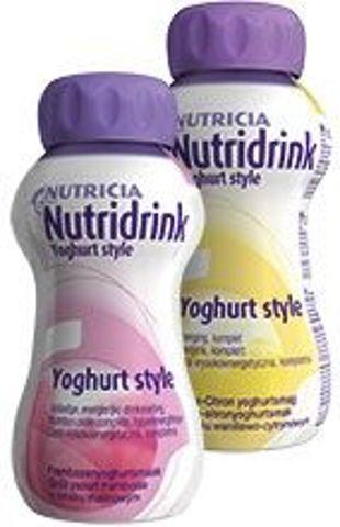 NUTRIDRINK Jogurt Style waniliowo-cytrynowy 200ml