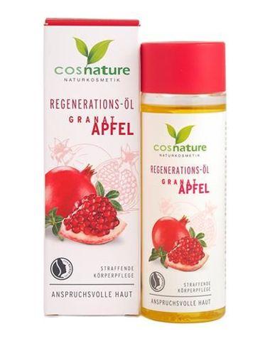 Naturalny regenerujący olejek z owocu granatu 100ml