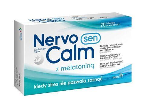 NervoCalm Sen x 20 tabletek