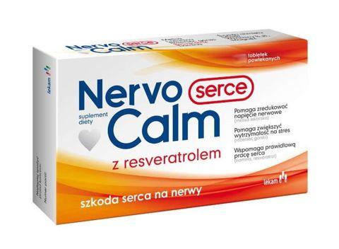 NervoCalm Serce x 20 tabletek