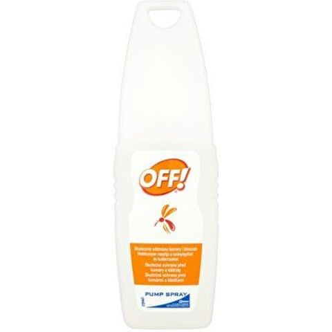 OFF! Pump spray 100ml