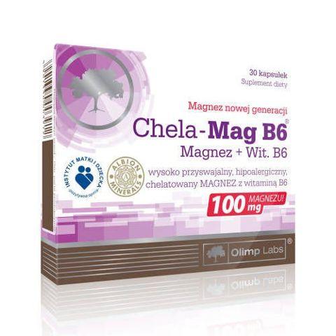 OLIMP Chela-Mag B6 x 30 kapsułek