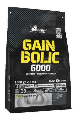 OLIMP Gain Bolic 6000 1kg waniliowy