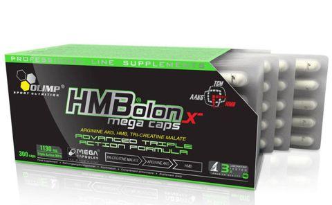 OLIMP HMBolon NX Mega Caps x 300 kapsułek