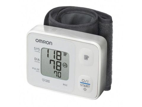 OMRON RS2 Ciśnieniomierz nadgarstkowy x 1sztuka