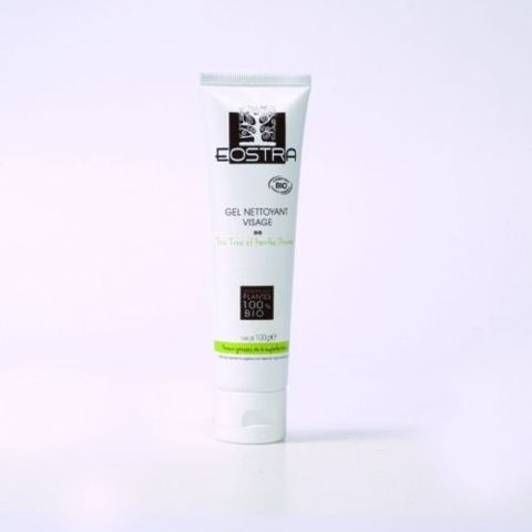 ORGANICZNY żel oczyszczający do twarzy - dla skóry tłustej i z wypryskami 100 g