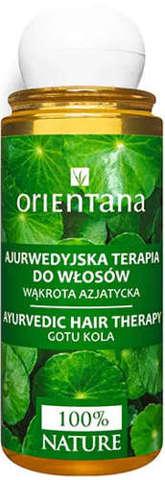 ORIENTANA Ajurwedyjska terapia do włosów 105ml