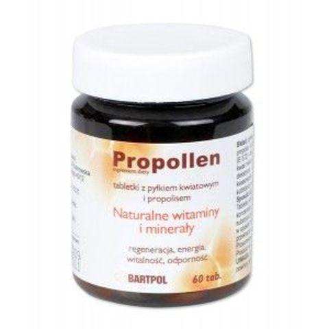 PROPOLLEN x 60 tabletek