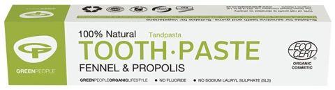 Pasta do zębów z Fenkułem i Propolisem 50ml
