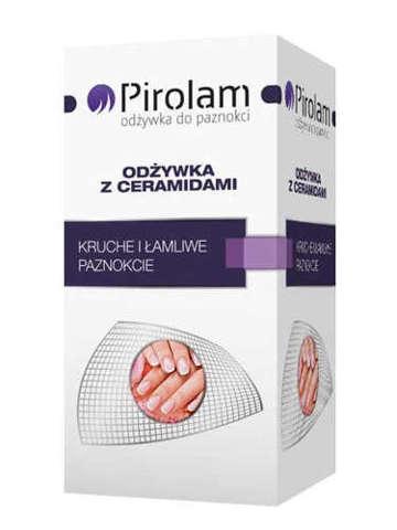 Pirolam Odżywka do paznokci z ceramidami 11ml