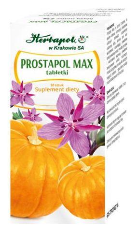 Prostapol Max x 30 tabletek
