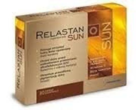 RELASTAN SUN x 60 tabletek