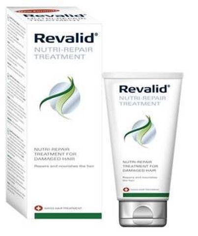 REVALID Kuracja odżywczo-regenerująca do włosów zniszczonych 150ml