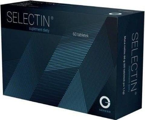 SELECTIN x 60 tabletek (termin ważności: 31 lipiec 2014)