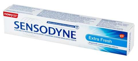 SENSODYNE Extra Fresh Pasta do zębów 75ml