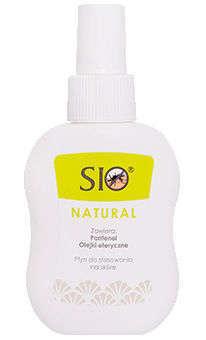 SIO Natural płyn do stosowania na skórę 100ml