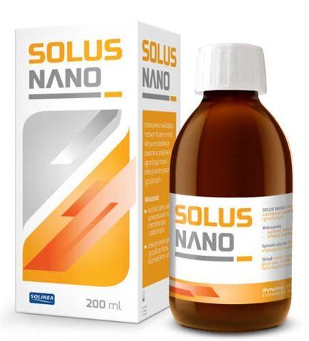SOLUS NANO roztwór 200ml