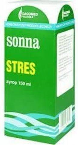 SONNA STRES syrop 150ml