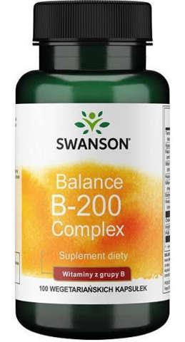 SWANSON Balance B-200 x 100 kapsułek
