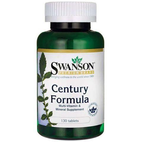 SWANSON Century Formula  x 130 tabletek
