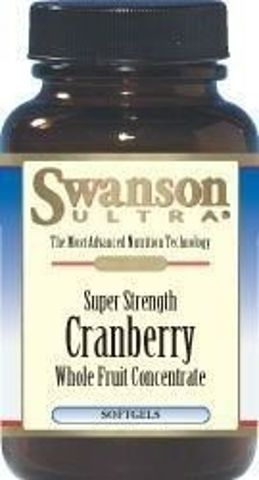 SWANSON Cranberry (Żurawina) 420mg x 60 kapsułek