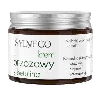 SYLVECO Krem brzozowy z betuliną 50ml