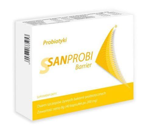 Sanprobi Barrier x 40 kapsułek