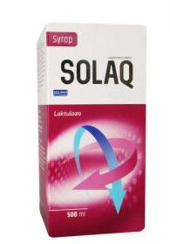 Solaq syrop 500ml