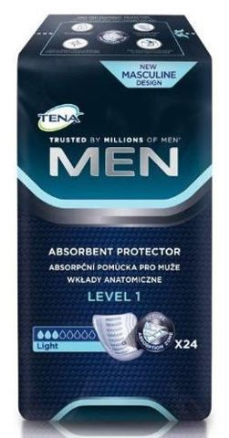 TENA Men Light (Level 1) x 24 sztuki