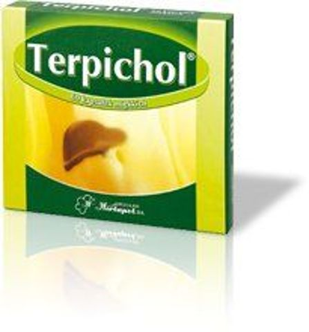 TERPICHOL x 60 kapsułek
