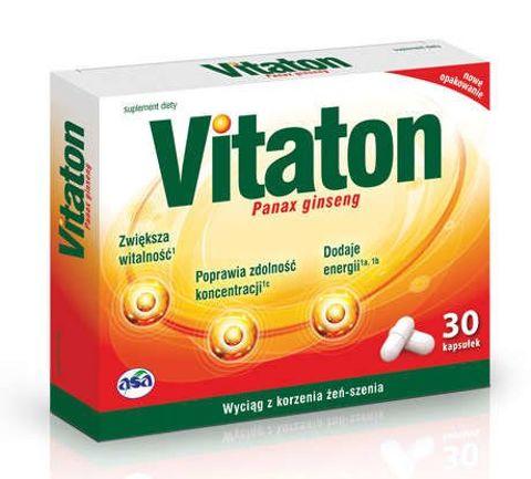 VITATON x 30 kapsułek