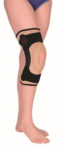 Varitex stabilizator kolana z elastycznym usztywnieniem  nr 163 rozmiar M x 1 sztuka