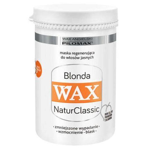 WAX Pilomax NaturClassic Blonda maska regenerująca do włosów jasnych 480ml