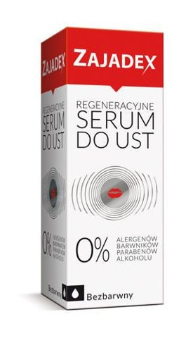 ZAJADEX Regeneracyjne serum do ust 10ml