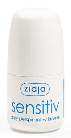 ZIAJA Antyperspirant Sensitiv roll-on 60ml