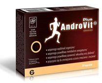 ANDROVIT Plus x 30 kapsułek - data ważności 01-02-2019r.