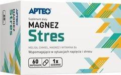APTEO Magnez Stres x 60 kapsułek